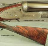 ATKIN 12SIDELOCK PAIR- NEW CHOPPER LUMP Bbls. in 1988 by the MAKER- NEW BUTTSTOCKS by the MAKER- ALL LONDON - 3 of 10