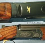 PERAZZI MX8/20 L (LUSSO)- 20 & 28 ORIG 2 Bbl.- BOTH 29 1/2