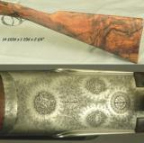 """PIOTTI 28 MOD BSEE- 90% ENGRAVING by GRANETTI- 29"""" EJECT CHOPPER LUMP Bbls- NEAR EXHIBITION WOOD- 5 Lbs. 9 Oz.- 2 of 4"""