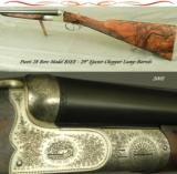 "PIOTTI 28 MOD BSEE- 90% ENGRAVING by GRANETTI- 29"" EJECT CHOPPER LUMP Bbls- NEAR EXHIBITION WOOD- 5 Lbs. 9 Oz. - 1 of 4"