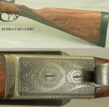 """RADCLIFFE 12 BOXLOCK EJECT- IDEAL ENTRY LEVEL ENGLISH GAME GUN- 1932- 90% ENGRAVING COVERAGE- DT- 25"""" BARRELS - 3 of 4"""