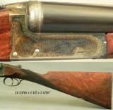 """CHURCHILL 12 EJECT- 25"""" Bbls.- REGAL MODEL- VERY NICE WOOD- 96% ENGRAVING- 1969- 14 13/16"""" LOP- ALL ORIG.- CASED - 2 of 6"""