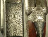 WESTLEY RICHARDS 8 BORE- 16 Lbs. 3 Oz.- EXHIBIT PIECE at PARIS WORLD'S FAIR in 1900- 26