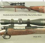WEATHERBY 30-378 MAG.- CUSTOM by PALMER RAYSOR- 28 1/2