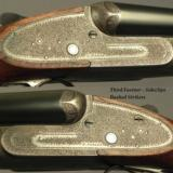 """PIRLET 16 SIDELOCK EJECTOR- 1912- 30"""" EJECTOR CHOPPER LUMP BARRELS- SIDE CLIPS & THIRD FASTNER- 95% COVERAGE of PERIOD SCROLL ENGRAVING - 2 of 4"""
