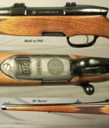 STEYR MANNLICHER M CARBINE- 270 WIN.- REMAINS as NEW- SINGLE TRIGGER- FULL LENGTH MANNLICHER STOCK- MADE 1982- OVERALL COND. at 99% - 2 of 3