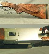 "HEYM 450/400 3"" N. E. MOD. 88 PH- FACTORY CLAW MOUNTS w/ RAIL MOUNTED SWAROVSKI Z6i 1-6 x 24 EE- 26"" Bbls.- OVERALL a 98% GUN- NICE - 3 of 4"