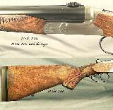 "HEYM 450/400 3"" N. E. MOD. 88 PH- FACTORY CLAW MOUNTS w/ RAIL MOUNTED SWAROVSKI Z6i 1-6 x 24 EE- 26"" Bbls.- OVERALL a 98% GUN- NICE - 2 of 4"