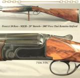 "PERAZZI MX20- 20 BORE- UNFIRED & OVERALL 100%- UPGRADED WOOD- 29"" V R Bbls.- MADE in 2007- 14 7/8"" LOP with a STRAIGHT HAND STOCK- VERY NICE"
