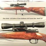 NORIN - LaPOUR - HEILMANN 270 WIN. FULL CUSTOM- REM. MOD. 720 ACTION- NORIN CLASSIC STOCK- GREAT LaPOUR METAL WORK- EXC. WOOD- NICE STUFF