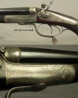 "PURDEY 450 3 1/4"" BPE- A TOTALLY ORIG 1877 RIFLE & CASE- MADE for THE EARL of FIFE & OWNED by PRINCE ARTHUR the DUKE of CONNAUGHT- BORES LIKE NEW - 6 of 11"