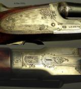 "L. C. SMITH 20 BORE TRAP GRADE- 1 of 356 TRAP GRADES MADE in 20- ORIG. PIECE in VERY NICE COND.- 1936- EXC. PLUS BORES- Dbl. TRIGGERS- 28"" BARREL - 2 of 3"