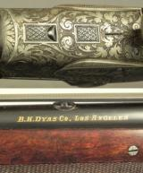 """KRIEGHOFF 20 SUHL MADE 1928 BEST GRADE O/U- 30"""" V R Bbls.- 300 SERIES ACTION w/ DOUBLE UNDERLUGS & DOUBLE BITE- DYAS Co. LOS ANGELES IMPORT- NICE - 5 of 7"""