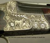 """KRIEGHOFF 20 SUHL MADE 1928 BEST GRADE O/U- 30"""" V R Bbls.- 300 SERIES ACTION w/ DOUBLE UNDERLUGS & DOUBLE BITE- DYAS Co. LOS ANGELES IMPORT- NICE - 3 of 7"""