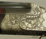 """KRIEGHOFF 20 SUHL MADE 1928 BEST GRADE O/U- 30"""" V R Bbls.- 300 SERIES ACTION w/ DOUBLE UNDERLUGS & DOUBLE BITE- DYAS Co. LOS ANGELES IMPORT- NICE - 2 of 7"""