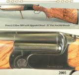 "PERAZZI MX 8 in 12 THAT REMAINS as NEW- 32"" FLAT V R Bbls.- UPGRADED WOOD- SPORTING GUN- 99.5% OVERALL COND.- 2005- MOD. & TIGHT IMP. MOD."