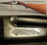 "WESTLEY RICHARDS 12 BORE TRADEMARK ANSON & DEELEY BOXLOCK- 30"" MODERN SLEEVED Bbls. by MERRINGTON in 1993- VERY SOLID GUN- ORIG. O&L TRUNK- NICE - 2 of 11"