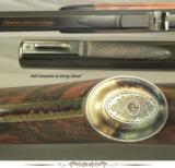 MARTINI & HAGN 7 x 57 SYSTEM HAGN SINGLE SHOT- 80% SUPERB ENGRAVING- NEAR EXHIBITION WOOD- OCTAGON FULL FEATURE INTEGRAL Bbl.- OVERALL 97%- DETAILED - 8 of 8
