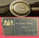 """ALEXANDER HENRY- 450/400 3 1/4"""" BPE- MAHARAJA of KOTAH- THE MAN THAT ORDERED the ROLLS ROYCE with a MACHINE GUN & CANNON on BOARD (Photos)- SUPER - 9 of 16"""