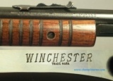 WINCHESTER MOD 62A in 22 SHORT- GALLERY SPECIAL- MADE 1958- TAKEDOWN- WINCHESTER TRADE MARK STAMPED on the RECEIVER- OVERALL 92% ORIG. - 4 of 5