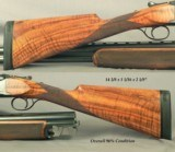 """PERAZZI 16 & 12- 2 Bbl. SET MODEL MX16- 1997 as a 16 and in 2002 the 12 Bbls. ADDED & ARE FACTORY NUMBERED to the GUN- OVERALL 96%- 29 1/2"""" & 26 - 3 of 5"""