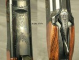 """PERAZZI 20- MX20C- PERAZZI/PACHMAYR- 1986- 35% ENGRAVING COVERAGE- 26"""" V R Bbls. with 5 EACH FACTORY SCREW CHOKES- OVERALL 95% CONDITION- LAST FO - 3 of 5"""