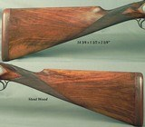 """FN BELGIUM 12 SIDELOCK EJECT- 30"""" DEMI BLOC CHOPPER LUMP Bbls.- HIDDEN THIRD BITE- MADE 1930- VERY SOLID VALUE- EXC. BORES- 7 Lbs. 4 Oz.- TOUGH G - 3 of 5"""