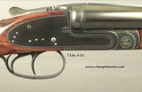 """FN BELGIUM 12 SIDELOCK EJECT- 30"""" DEMI BLOC CHOPPER LUMP Bbls.- HIDDEN THIRD BITE- MADE 1930- VERY SOLID VALUE- EXC. BORES- 7 Lbs. 4 Oz.- TOUGH G - 2 of 5"""