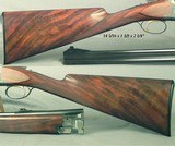 BROWNING BELGIUM 30-06 & 20 CONTINENTAL GRADE I O/U SET- REMAINS NEW & UNFIRED- ONE OWNER GUN- VERY NICE CLARO WALNUT- SUPERLIGHT STYLE- OVERALL 99.5% - 3 of 6