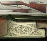 BROWNING BELGIUM 30-06 & 20 CONTINENTAL GRADE I O/U SET- REMAINS NEW & UNFIRED- ONE OWNER GUN- VERY NICE CLARO WALNUT- SUPERLIGHT STYLE- OVERALL 99.5% - 2 of 6