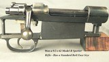 MAUSER COMMERCIAL ACTION- SINGLE SQUARE BRIDGE STANDARD LENGTH ACTION- MADE in 1930- TOTALLY ORIGINAL- STANDARD CARTRIDGE BOLT FACE- EXC. COND. - 2 of 5