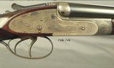 "PURDEY 450/400 2 7/8"" BPE- A VERY NICE PURDEY BAR ACTION SIDELOCK FROM 1895- THE BORES REMAIN in EXC. PLUS COND.- EXC. WOOD- AMMO AVAILABLE - 2 of 6"