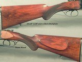 """GERMAN 1940 O/U in 7 x 57R by J.J. REEB- BORES as NEW- 24 1/2"""" KRUPP Bbls.- ORIG. CLAW BASES with a POST-1942 LEUPOLD SCOPE # 1597- BEST 300 SERI - 4 of 7"""
