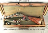 """HOLLAND & HOLLAND PARADOX 12 BORE- ROYAL SIDELOCK EJECT HAMMERLESS- 28"""" EJECT Bbls.- NITRO PROVED in LONDON in 2004- VERY ACCURATE- CASED - 1 of 12"""