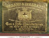 """HOLLAND & HOLLAND PARADOX 12 BORE- ROYAL SIDELOCK EJECT HAMMERLESS- 28"""" EJECT Bbls.- NITRO PROVED in LONDON in 2004- VERY ACCURATE- CASED - 12 of 12"""