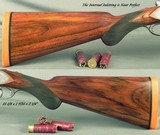"""HOLLAND & HOLLAND PARADOX 12 BORE- ROYAL SIDELOCK EJECT HAMMERLESS- 28"""" EJECT Bbls.- NITRO PROVED in LONDON in 2004- VERY ACCURATE- ORIG. O&L CAS - 6 of 12"""