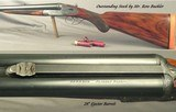 """HOLLAND & HOLLAND PARADOX 12 BORE- ROYAL SIDELOCK EJECT HAMMERLESS- 28"""" EJECT Bbls.- NITRO PROVED in LONDON in 2004- VERY ACCURATE- ORIG. O&L CAS - 3 of 12"""