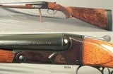 """WINCHESTER MOD 21 FIELD GRADE- 12- VERY NICE WOOD- MADE ABOUT 1950- 30"""" Bbls. at OPEN MOD. & FULL- CASED- GREAT STOCK DIMENSIONS- 15 1/16"""" L - 2 of 5"""
