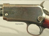 WINCHESTER 22 SHORT MODEL 1906- MADE in 1906 (THE FIRST YEAR of PRODUCTION)- #10304- TAKEDOWN- ORIG. PIECE in NICE COND- RECEIVER BLUE 50% - 2 of 5