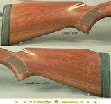 WINCHESTER 270 WIN. MOD. 70 PRE-64 FEATHERWEIGHT- 1963- OVERALL 96% & ALL ORIG. EXCEPT a PAD ADDED- THE BORE is NEW- Bbl. BLUE 99.5%- WOOD 96% - 5 of 5