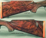 HOLLAND & HOLLAND 308 NORMA MAG.- SINGLE SQUARE BRIDGE COMMERCIAL MAUSER- MADE ABOUT 1969- EXC. WOOD- MODERN TRIGGER- NEVER SCOPED- NICE - 4 of 6