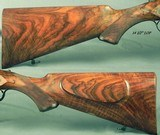 STEPHEN GRANT- 7 x 65R SIDELOCK BEST QUALITY SINGLE SHOT STALKING RIFLE- THE ULTIMATE SINGLE SHOT- OUTSTANDING ENGRAVING by KEITH THOMAS - 8 of 14
