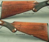"""MIDLAND 12 HAMMER TOPLEVER GAME GUN- EXC. ORIG. COND.- MADE in 1935- 28"""" EXTRACT Bbls.- DOLLS HEAD THIRD BITE- EXC. BORES- 80% ENGRAVING- SOLID - 5 of 9"""