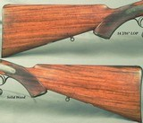"MORTIMER 500 3"" NITRO UNDERLEVER HAMMER GUN- 28"" STEEL Bbls.- ORIG. BLACK POWDER PROVED to NITRO in LONDON in 2001- EXC. BORES- PH ROLF ROHW - 4 of 5"