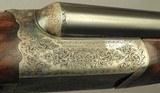 """WESTLEY RICHARDS DROPLOCK 12- 32"""" Bbls.- 1925 TOTALLY ORIG GUN (Except Pad)- """"C"""" BOLTING w/ 3rd BITE- SCALLOPED ACTION- HINGED - 7 of 9"""