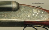 """PIOTTI 16 MOD KING I- 27"""" CHOPPER LUMP Bbls.- 5 BRILEY CHOKES- 1995- NEAR EXHIBITION WOOD- VERY NICE ENGRAVING- 94% OVERALL COND.- CASED- NICE - 7 of 8"""