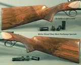 """PERAZZI 20- MX20C- PERAZZI/PACHMAYR SPECIAL EDITION- 1986- 35% ENGRAVING COVERAGE- 26"""" V R Bbls.- 6 FACTORY CHOKES- NICE WOOD- OVERALL 97% COND. - 6 of 8"""