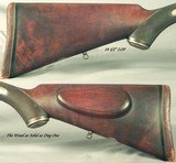 """CHARLES OSBORNE 450 3 1/4"""" BPE- ABSOLUTELY APPEARS UNFIRED- THE BORES ARE FLAT NEW- OPENS & CLOSES LIKE a BRAND-NEW DOUBLE- ABOUT 1895- NICE - 4 of 8"""