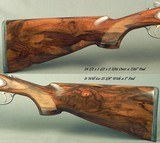 """BERETTA 28 BORE 687 EXTRA PREMIUM GRADE- SIDEPLATES with FULL ENGRAVING- EXC. WOOD- 28"""" Bbls.- 6 FACTORY CHOKES- OVERALL 99.5%- MADE 2001- 14 1/2 - 4 of 5"""