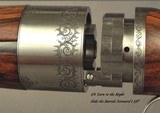 HOENIG 20 BORE ROTARY ROUND ACTION O/U- TOTAL SIMPLICITY, DURABILITY, STRENGTH & FUNCTION- TOP DRAWER HOENIG WORKMANSHIP & CRAFTSMANSHIP- REALLY NICE - 2 of 9